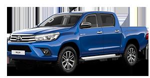 Toyota Hilux - Concessionaria Toyota Lucca e provincia