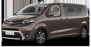 Toyota Proace Verso - Concessionaria Toyota Lucca e provincia
