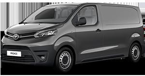 Toyota Proace - Concessionaria Toyota Lucca e provincia