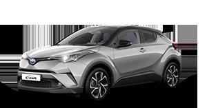Toyota C-HR - Concessionaria Toyota Lucca e provincia