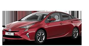 Toyota Prius - Concessionaria Toyota Lucca e provincia