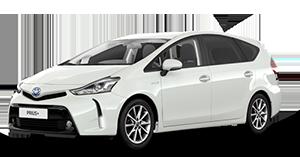 Toyota Prius+ - Concessionaria Toyota Lucca e provincia
