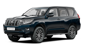 Toyota Land Cruiser - Concessionaria Toyota Lucca e provincia
