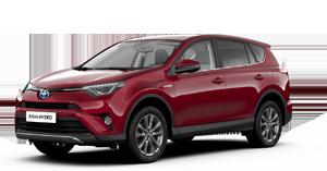 Toyota RAV4 - Concessionaria Toyota Lucca e provincia