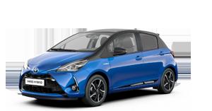 Toyota Yaris - Concessionaria Toyota Lucca e provincia
