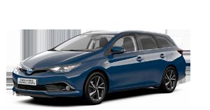 Toyota Auris Touring Sports - Concessionaria Toyota Lucca e provincia