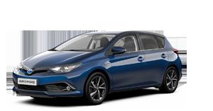 Toyota Auris - Concessionaria Toyota Lucca e provincia